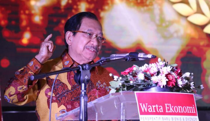 Foto Berita Eks Menteri BUMN Orba Temui Ma'ruf Amin, Bahas Ini