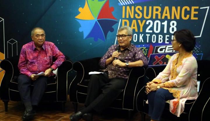 Foto Berita Kepesertaan Asuransi di Indonesia Hanya 1,7%
