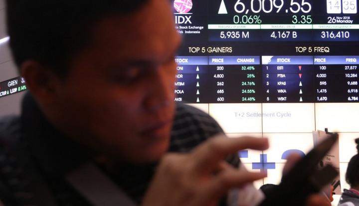 Kemarin Top Gainers, Sekarang Saham Wismilak Jadi Top Losers - Warta Ekonomi