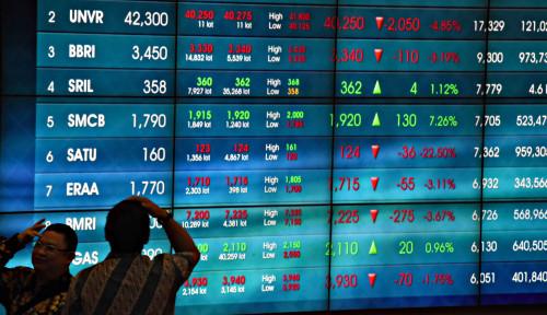Foto Perdana Masuk Bursa, Perdagangan Dua Perusahaan Properti Langsung Terhenti