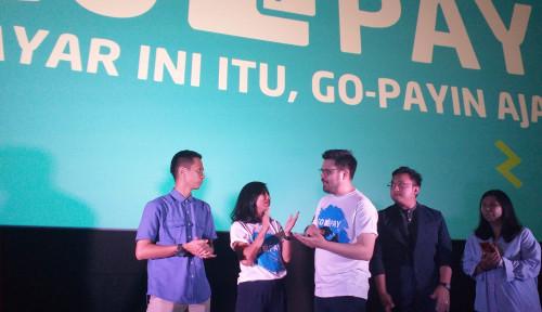 Foto Dukung UMKM, Go-Pay Dipilih Jadi Penyalur Dana Pembiayaan Ultra Mikro