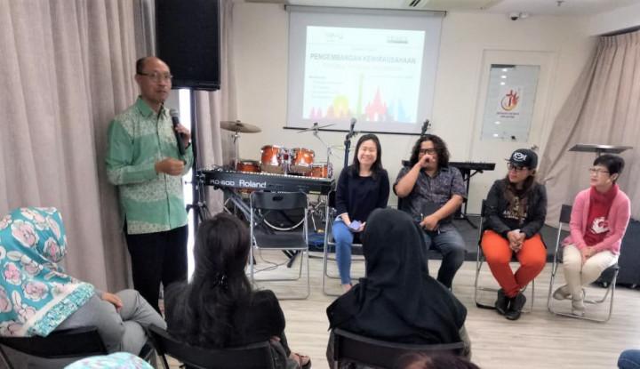 Foto Berita IDN-U dan FKMIS Ajak Pekerja Migran Indonesia di Singapura untuk Berwirausaha