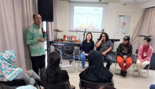 Foto IDN-U dan FKMIS Ajak Pekerja Migran Indonesia di Singapura untuk Berwirausaha