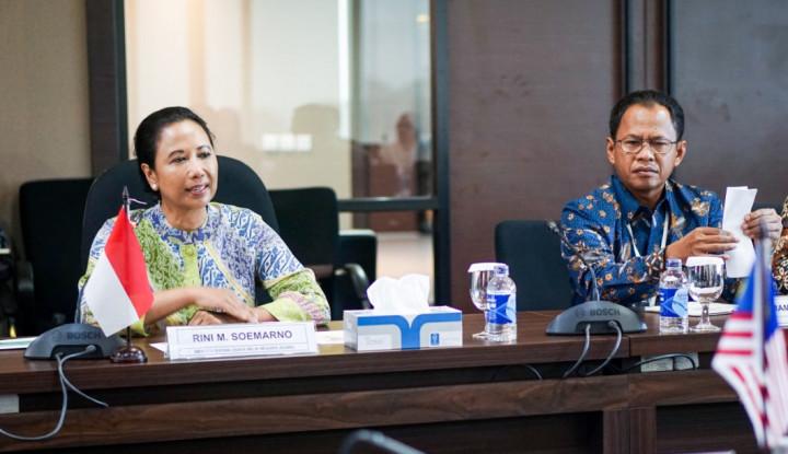 Foto Berita Indonesia-Malaysia Kaji Potensi Kerja Sama Komoditas Gula