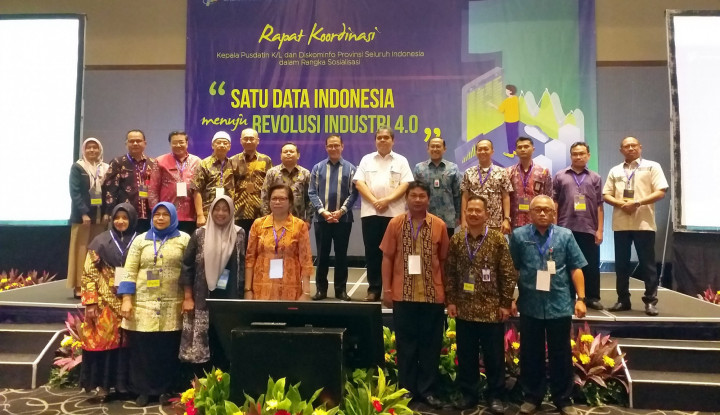 Foto Berita Bangun Government 4.0, Rencana Perpres Satu Data Indonesia Akan Segera Diberlakukan