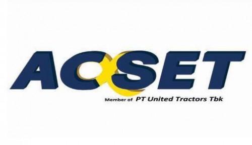 ACSET Kantongi Kontrak Baru Rp191,38 Miliar di Semester I