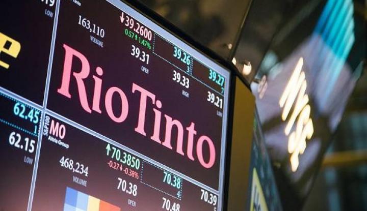 Rio Tinto Gunakan 20 Truk Automasi Caterpillar - Warta Ekonomi