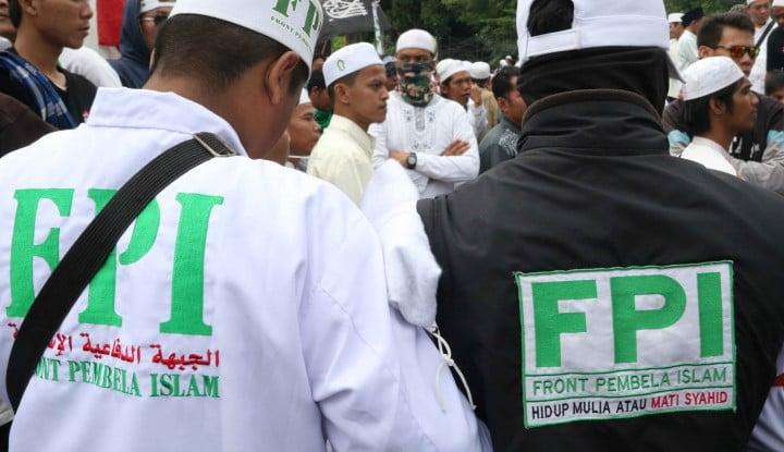 Jika Izin Tak Diperpanjang, FPI Bakal Ditelantarkan? - Warta Ekonomi