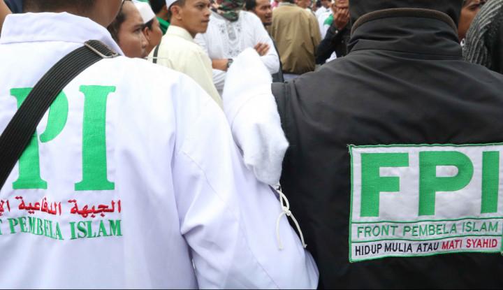 FPI Nggak Terdaftar di Kemendagri, Anak Buah Rizieq Cuek: Enggak Peduli!
