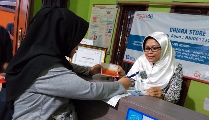 Galakkan Literasi, Agen46 BNI Edukasi Keuangan Para Ibu Hamil - Warta Ekonomi