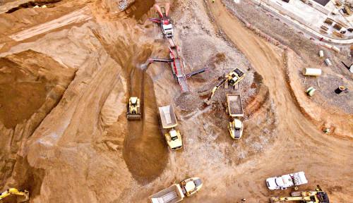 Foto Kontribusi Industri Tambang bagi Pendapatan Negara Capai Rp46,6 Triliun