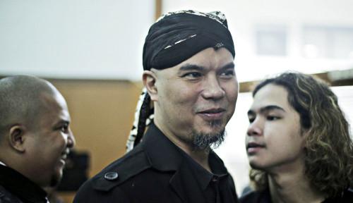 Foto Ahmad Dhani Dikasih Jatah Seminggu untuk Bacakan Pledoi
