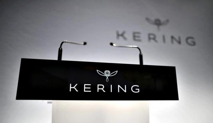 Foto Berita Kering Takes E-commerce In-house in Online Luxury Battle