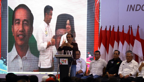 Foto Pesan Jokowi untuk Pemimpin Daerah, Bikin Adem...