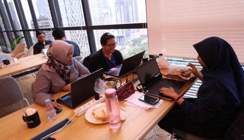 Foto Pasar Bank Syariah Naik Tipis, OJK Regional 4 Jatim Mulai Sasar Generasi Milenial