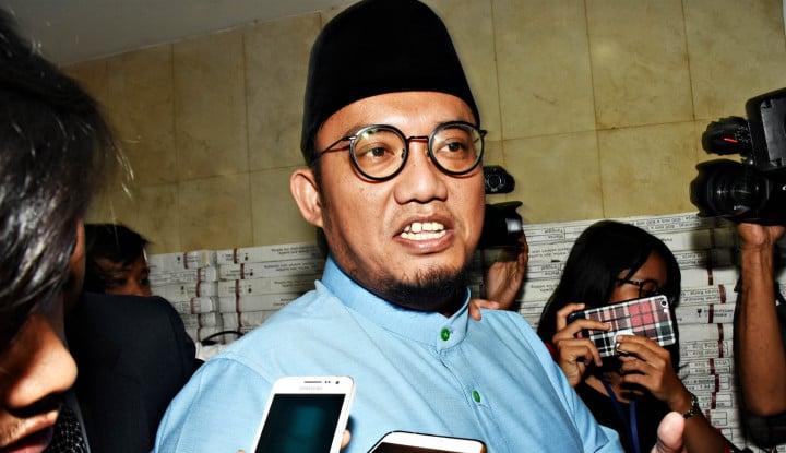 Foto Berita Polisi Bakal Periksa Kembali Dahnil Simanjuntak