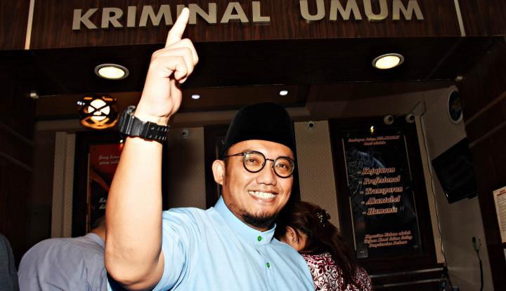 Foto Berita Kasus Dana Kemah Naik Status ke Penyidikan, Apa Kabar Dahnil Simanjuntak?