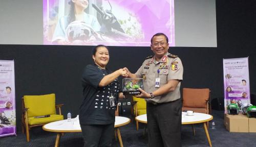 Foto Kemenhub Dorong Transportasi Online Kembangkan Fitur Keamanan