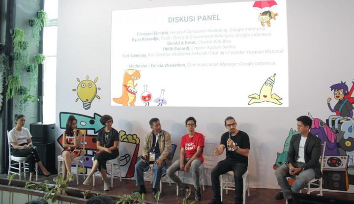 Aplikasi Ramah Anak Youtube Kids Hadir di Indonesia - Warta Ekonomi
