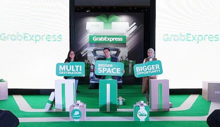 Foto Berita GrabExpress Car dan GrabExpress Nalangin, 2 Layanan Terbaru dari GrabExpress