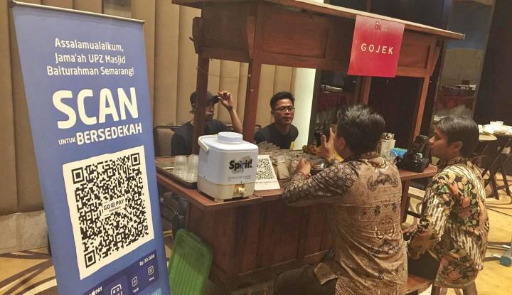 Foto Berita Go-Jek Optimis Teknologi Mampu Pecahkan Masalah Ketimpangan Ekonomi