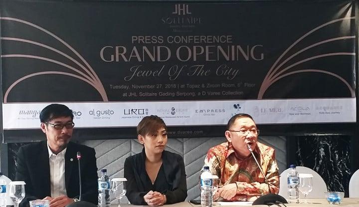 Foto Berita JHL Group Bangun Hotel Mewah di Kawasan Serpong