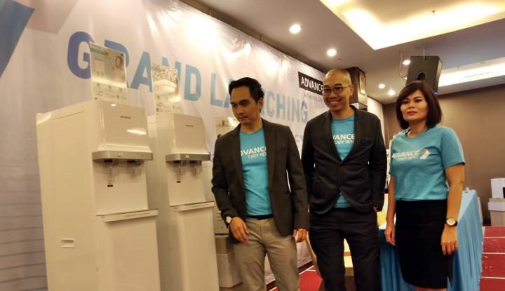 Advance Easy Rent Tawarkan Sewa Water Purifier Canggih - Warta Ekonomi