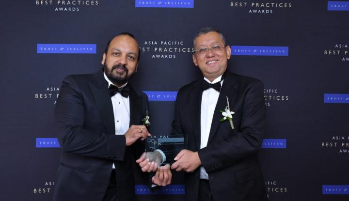 Lintasarta Smart City Sabet Gelar Terbaik di Ajang Penghargaan Global - Warta Ekonomi