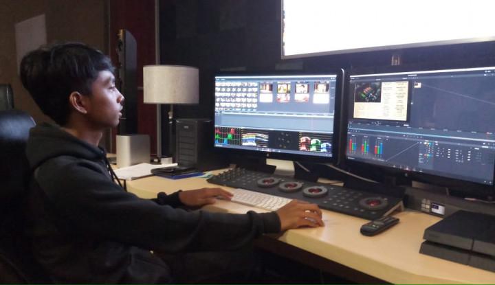 Foto Berita Mengenal Pahlawan Animasi Lulusan SMK Binaan Djarum
