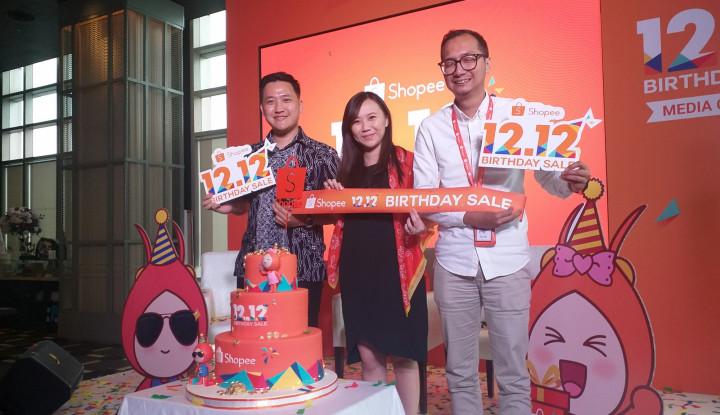 Foto Berita Hingga Kuartal III 2018, GMV Shopee Tumbuh 152,7%