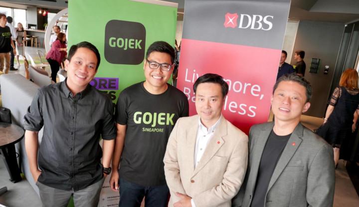 Foto Berita Go-JekMeluncur di Singapura, Nasabah DBS dan POSBJadiPelanggan Pertama