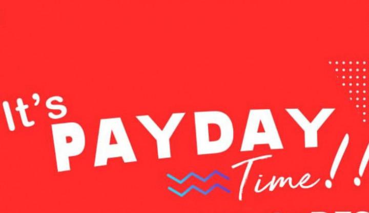 Foto Berita It's PayDay Time! Kejutan Infinix, Ingat Tanggalnya