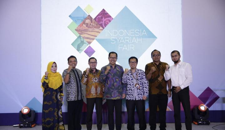 845 UMKM Ajukan Permohonan Dana Bergulir di Indonesia Syariah Fair - Warta Ekonomi