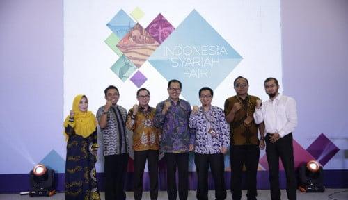 Foto 845 UMKM Ajukan Permohonan Dana Bergulir di Indonesia Syariah Fair
