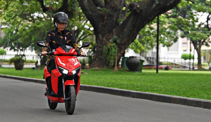 Anaknya Gantikan M Nuh Jadi Pemenang Lelang Motor Listrik Jokowi, Hary Tanoe Cerita Gini