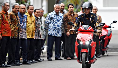 Biang Kerok Prank Motor Listrik Jokowi Minta Pemenang Dibebaskan