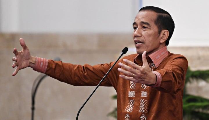 Foto Berita Jokowi Curhat?