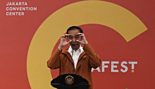 Foto Ada Kader Gerindra Diam-Diam Dukung Jokowi
