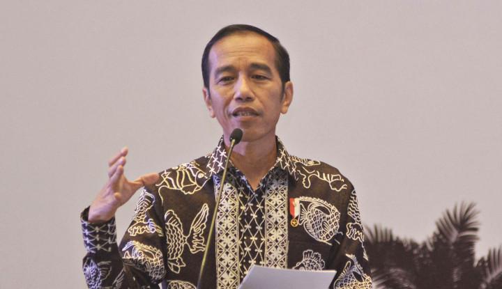 Ditanya Soal Percepatan Pencairan THR 2019 dan Gaji ke-13 untuk PNS, Jawaban Jokowi 'Kece' - Warta Ekonomi