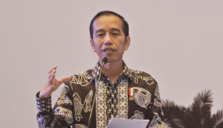 Aliran Modal Asing Kembali, Ini Kata Jokowi - Warta Ekonomi