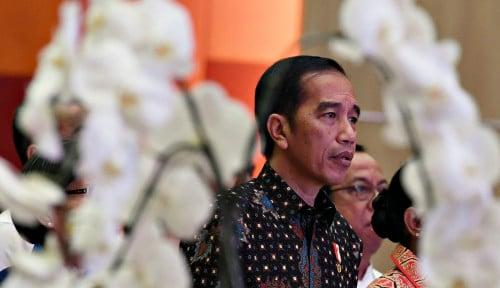 Foto Asik! Jokowi Mau Blok Rokan Dikelola Daerah