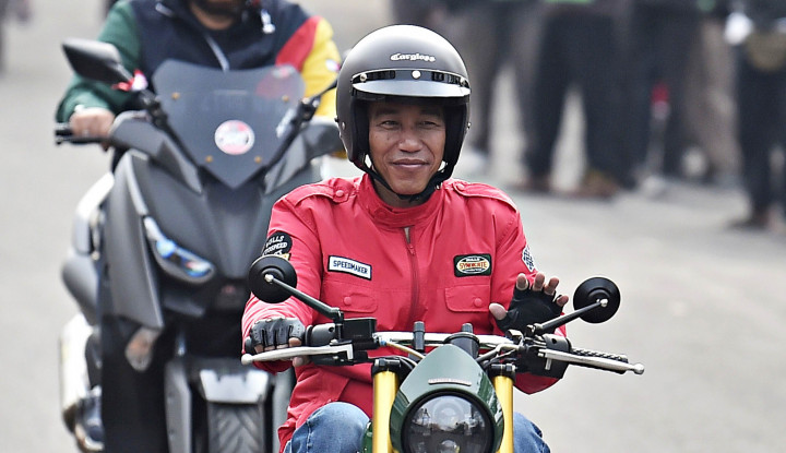 Foto Berita Kalau Gaya Jokowi Tidak Diubah...