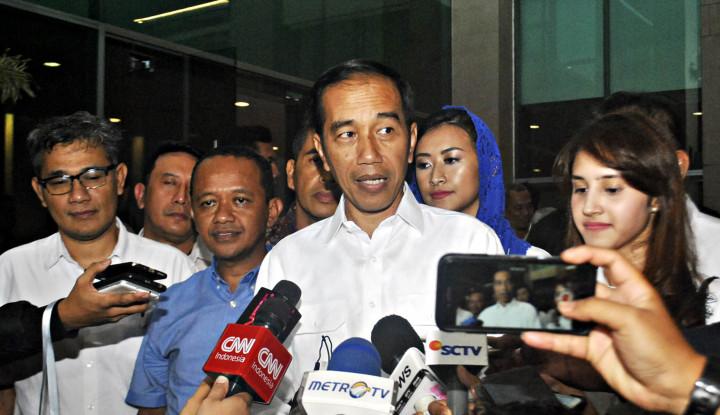 Tegas Jokowi: Jangan Kritik Kebohongan, Pakai Data! - Warta Ekonomi