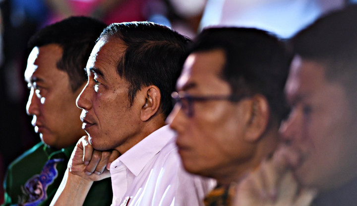 Foto Berita Jokowi yang Paling Terbebani dalam Debat Pilpres, Penyebabnya Ini...
