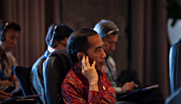 Pemerintahan Jokowi Tuai Kritik dari Majalah