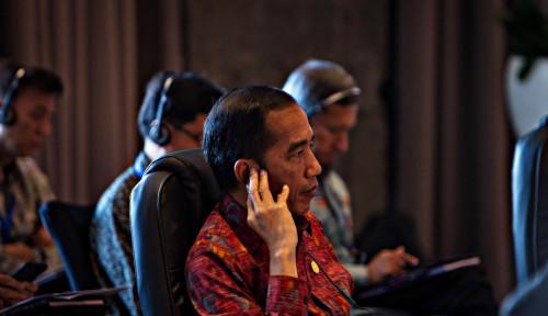 Foto Djoko Santoso: Jokowi Salah Urus Negara, Konsepsi Kita Jebol