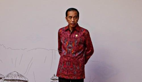 Foto Jokowi Harus Panggil Agum Gumelar