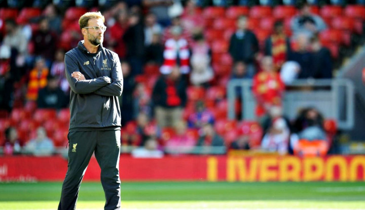 Liverpool Unggul 3 Poin atas Man United, Klopp: Ini Hal yang Biasa - Warta Ekonomi