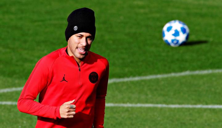 PSG Bakal Hukum Neymar Gara-Gara... - Warta Ekonomi