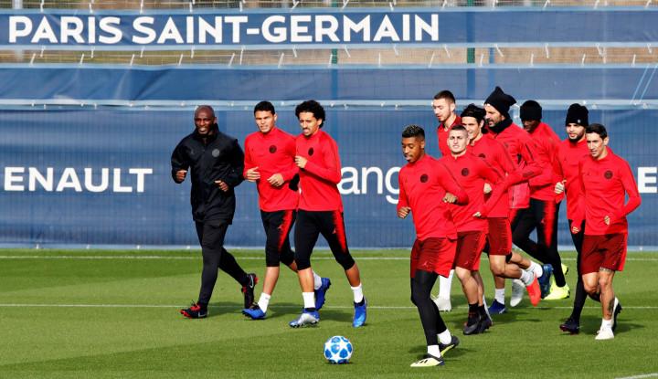 Foto Berita Napoli, Liverpool, dan PSG Saling Kunci di Grup C